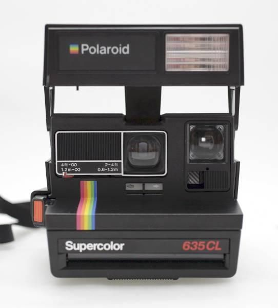 POLAROID Supercolor 635CL Sofortbildkamera / Funktion OK in Wetzikon ZH kaufen bei ricardo.ch