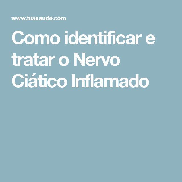 Como identificar e tratar o Nervo Ciático Inflamado