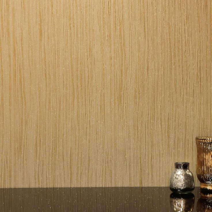 Arthouse Vicenza Plain Wallpaper - Gold  - http://godecorating.co.uk/arthouse-vicenza-plain-wallpaper-gold/