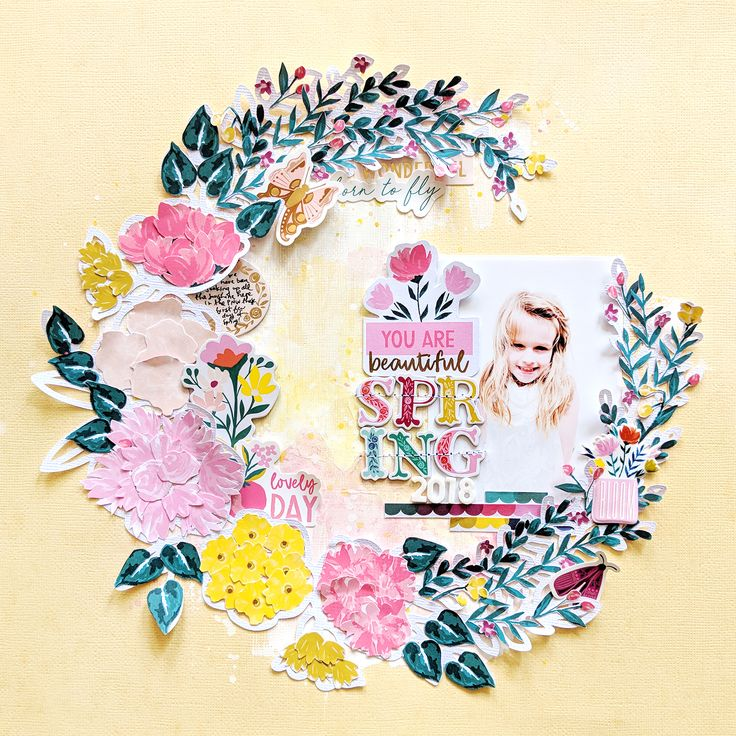 Spring 2018 Layout | Paige Taylor Evans