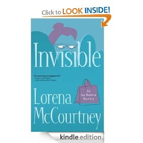 """Over 400 customer reviews, and a solid 4-star rating! This is Book 1 of McCourtney's Ivy Malone mystery series, recommended by KB member Meemo.    """"Delightful! ...Four hours later, I was reading the last lines of the book through gritty, but determined eyes, wishing very much that I could claim Ivy Malone as my grandmother, or at least my next-door neighbor."""" -- Kelli Standish"""