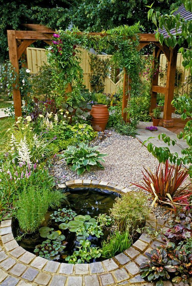 29 Best Water Garden Ideas Our Favorites Images 2021 In 2021 Small Water Gardens Backyard Garden Design Garden Pond Design