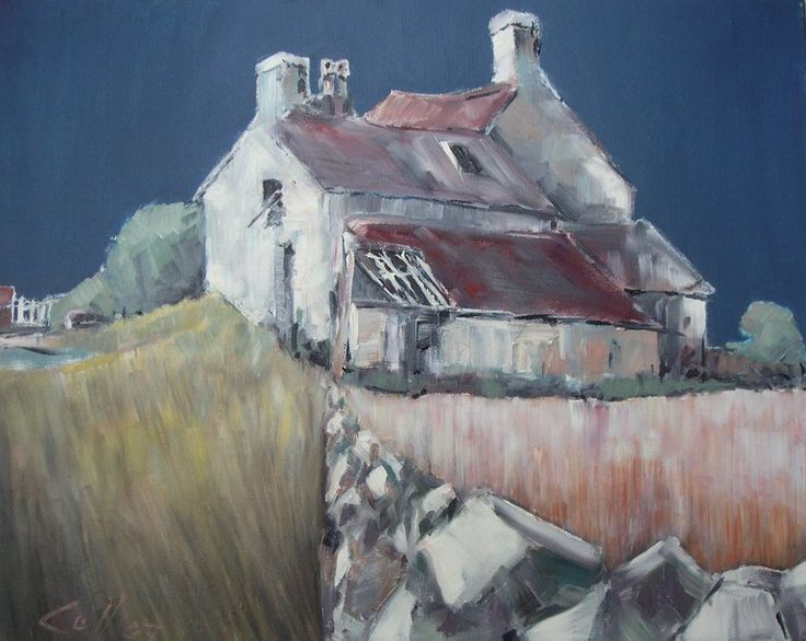 Welsh cottage  by Michael Cull