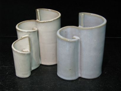 Hand building - One day trial course|Japanese pottery / Japanese ceramics Tokyo/Chiba|Saideigama Pottery Studio