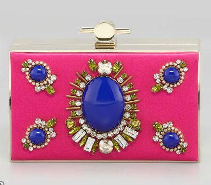 20 Party-Ready Jewel Box Clutches: Jason Wu Karlie Box Clutch, $2195