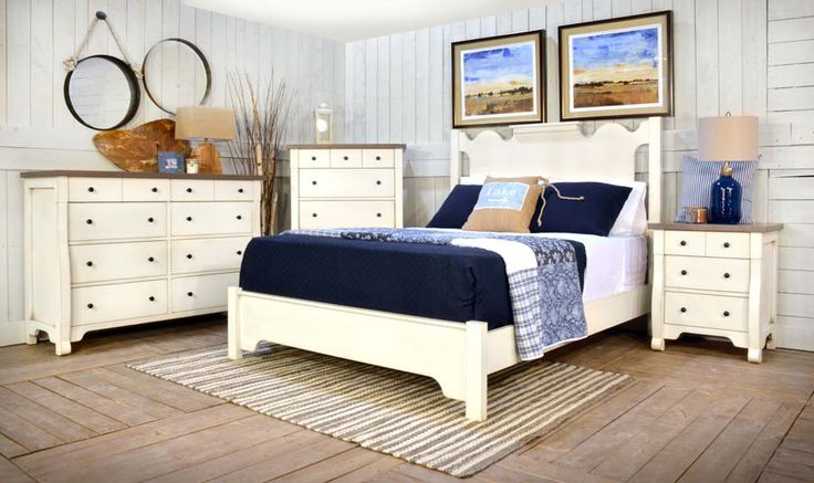 Cottage Life Bellows Bedroom Collection - Oaksmith Interiors