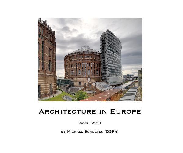 Architecture in Europe nach Michael Schultes (DGPh) anzeigen