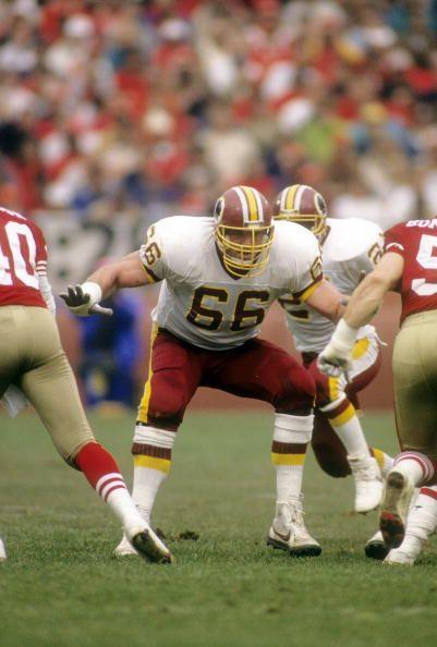Joe Jacoby, Offensive Tackle, Washington Redskins