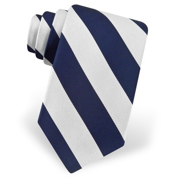 nautical stripes, for the guys :) Bowtie in same pattern for willy t