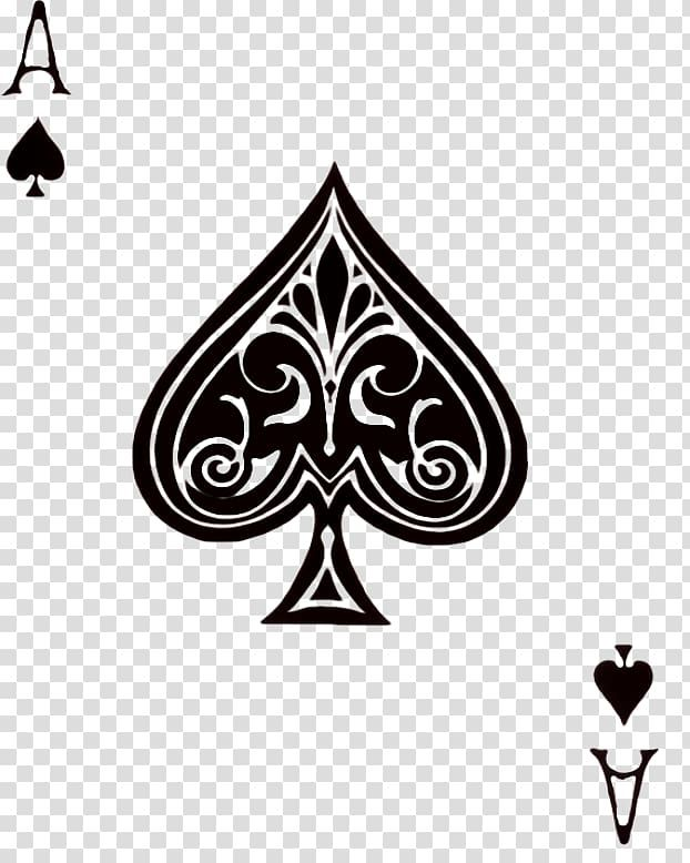 Black Ace Of Spade Texas Hold Em Ace Of Spades Playing Card Ace Card Transparent Background Png Clipart Ace Card Ace Of Spades Playing Cards