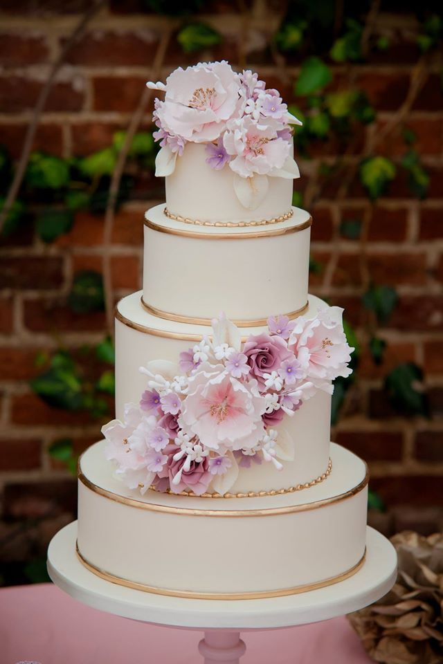 Gorgeous Wedding Cakes from Rachelle's