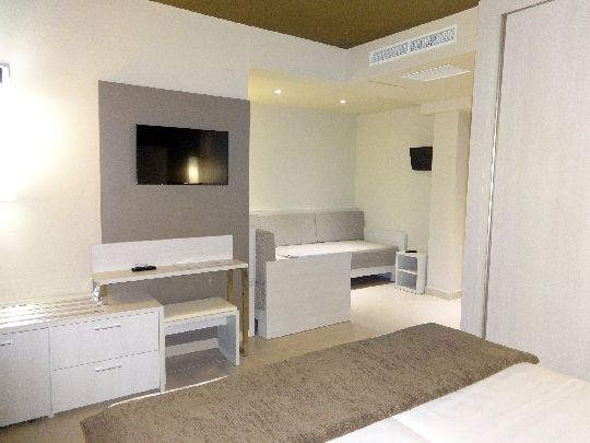 Hotel Augustus - Habitación familiar (29 m2)