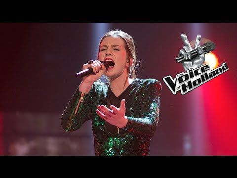 Maan – How Deep Is Your Love (The voice of Holland | Liveshow 3) - YouTube