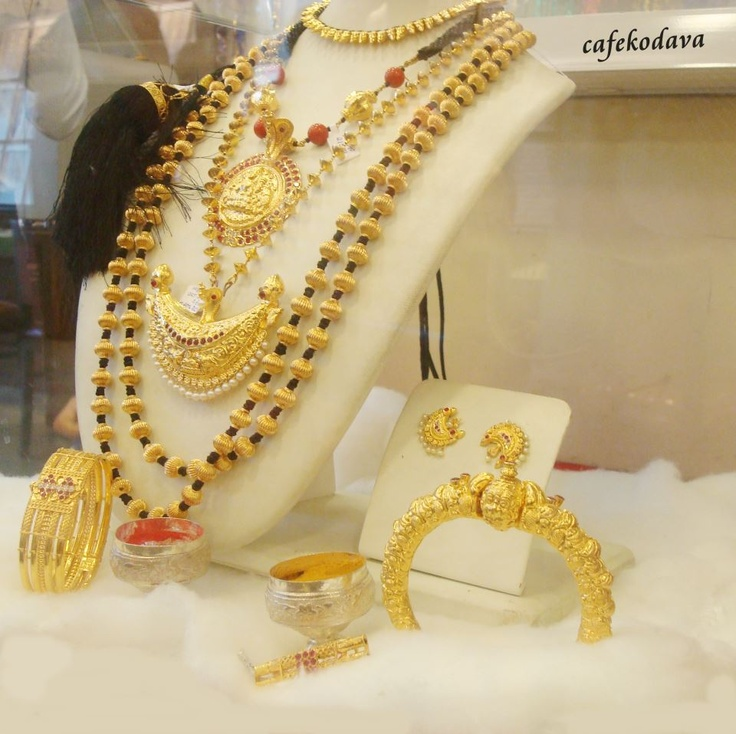 Coorg Jewellery - Women