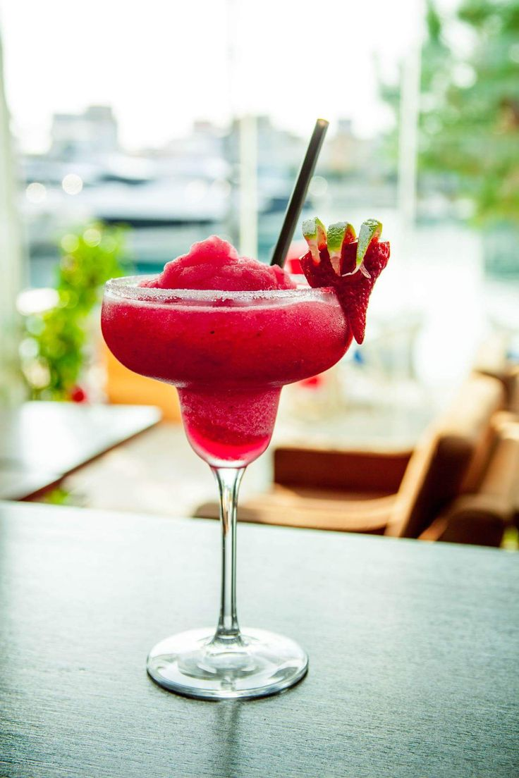 Yacht Resto Bar delicious red cocktail   #drink #cocktails #cyprus #limassol #bar