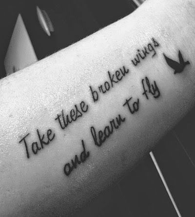 tattoo ideas for women with meaningful quotes - Google leit