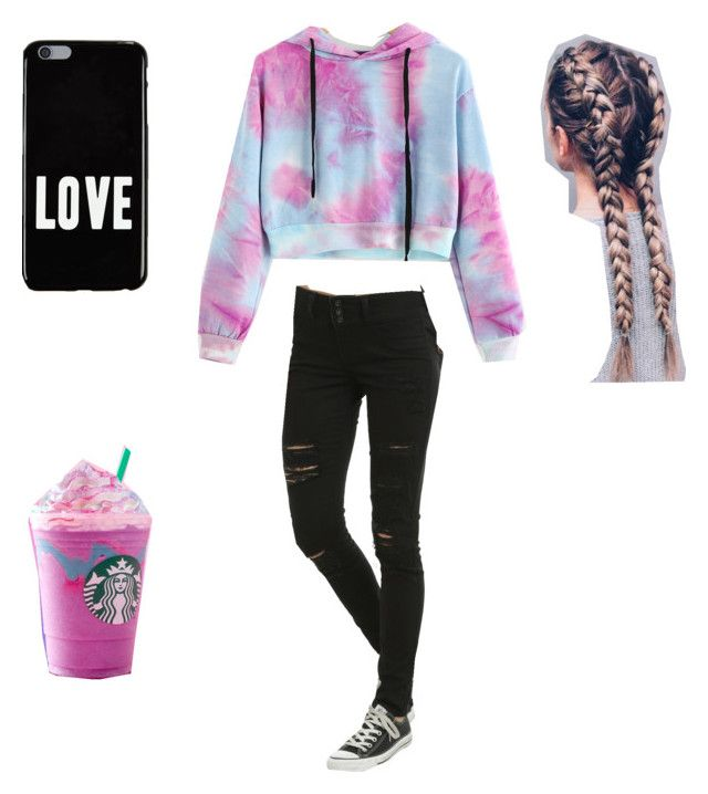 """""""Summer Saturdays"""" by danicngzeris ❤ liked on Polyvore featuring Hot Topic and Givenchy"""