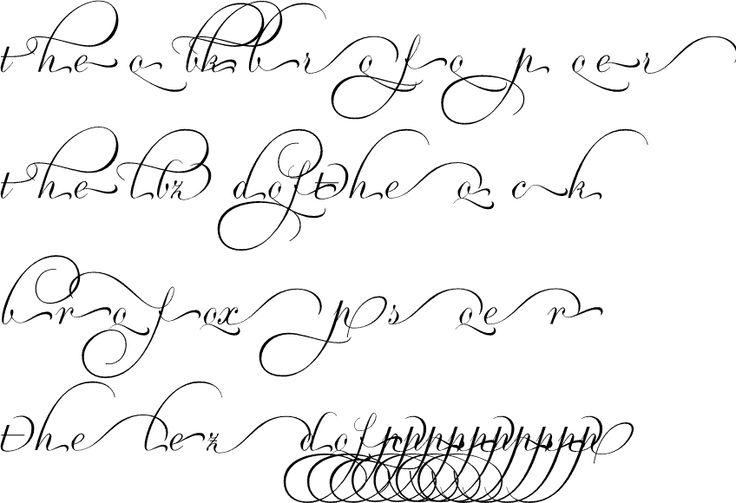 Best fonts images on pinterest hand lettering