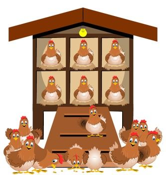 A set of hens with their den. A hen in 12 different positions in both full color and black and white-outline.Can be used with one or both of the following sets:https://www.teacherspayteachers.com/Product/FARM-ANIMALS-CHICKENS-HATCHING-IN-NEST-1297059https://www.teacherspayteachers.com/Product/FARM-ANIMALS-CHICKENS-1258036High quality PNG format files with transparent backgrounds.Please contact me if you have any queries or suggestions.Surfer Kids Clip Art is created by Pieter Els.