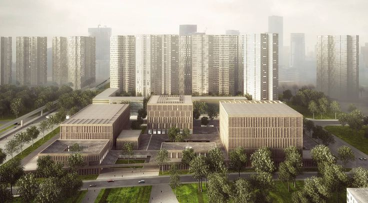 In the last ten years China has seen a major influx of foreign architecture. This new variety has played a fundamental role in the modernisation of China.