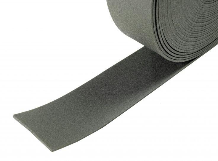 Meltex between floor steel beams and panels (5mm)