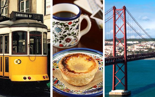 weekend-a-lisbonne, Lisbon, Portugal