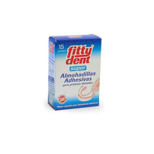 Almohadillas Adhesivas Fitty Dent En 2020 Adhesivo Y Dental