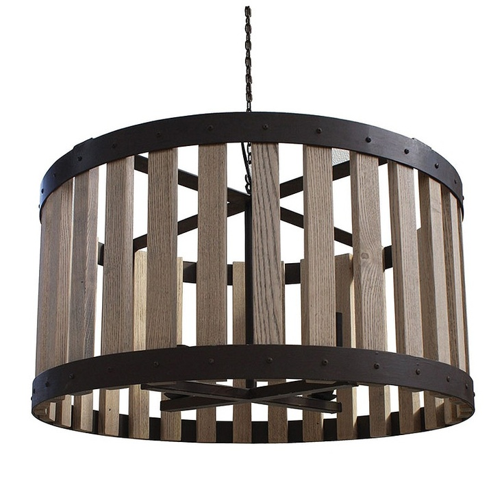 wine barrel lighting. bordeaux 30 wine barrel lighting f