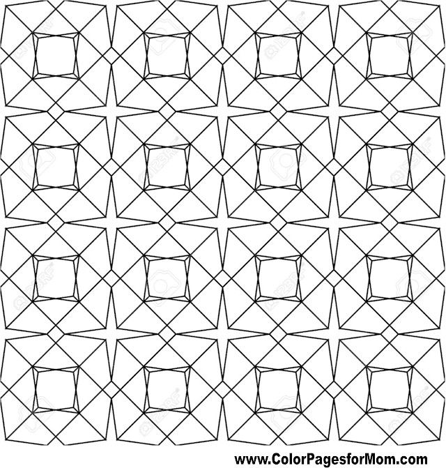 Geometric Art Coloring Book : Best 20 geometric coloring pages ideas on pinterest mandala