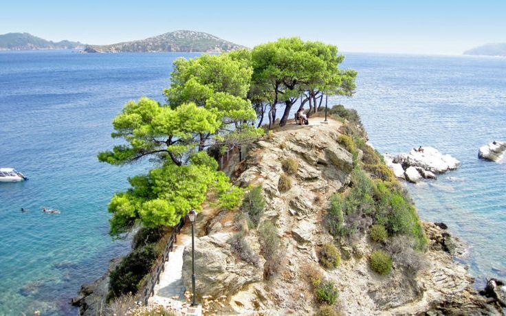 Rejs på sommerferie til Skiathos. Se mere på www.apollorejser.dk/rejser/europa/graekenland/skiathos