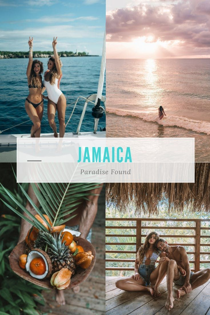 amateur teen vacation in jamaica
