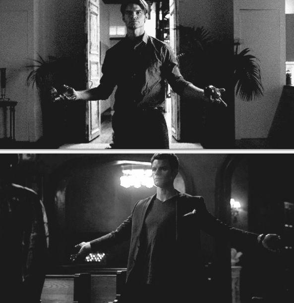 Elijah - Daniel Gilles - What a legend! - The Vampire Diaires - The Originals