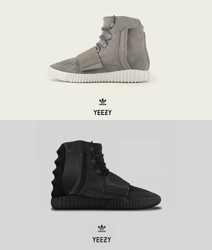 Adidas Yeezy High Tops