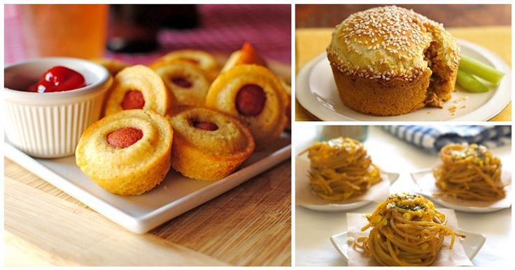 20 Unusual Muffin Tin Recipes That Are Actually Delicious