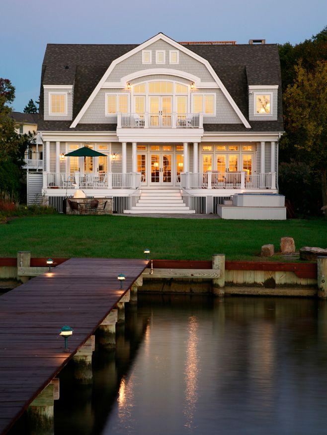 Lake Ogleton Waterfront \ Hammond Wilson