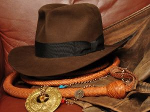 Another Raiders fedora from Penman Hats