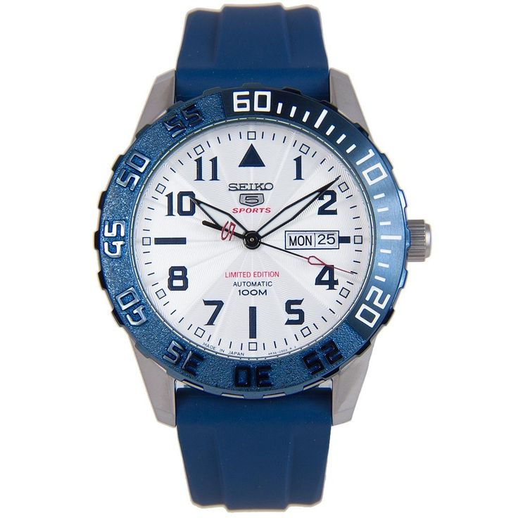 Chronograph-Divers.com - Seiko 5 Sports Automatic SRP785J1 SRP785 Limited Edition 24 Jewels Mt Fuji White Dial Mens Watch, $199.00 (https://www.chronograph-divers.com/seiko-5-sports-automatic-srp785j1-srp785-limited-edition-24-jewels-mt-fuji-white-dial-mens-watch/)