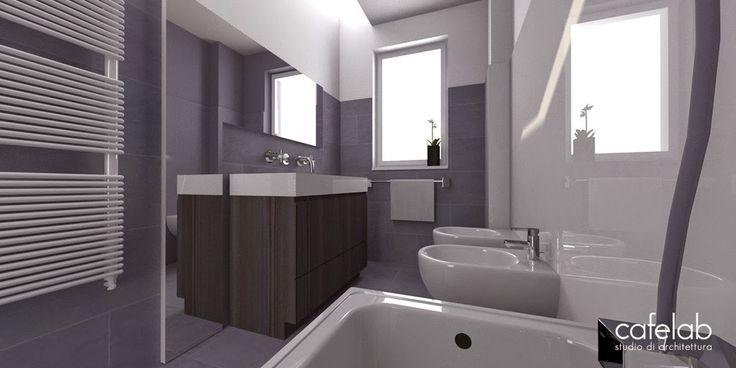 Progetto di ristrutturazione di un appartamento a Milano