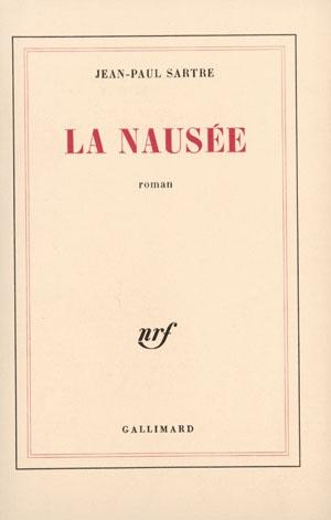 Sartre: La nausée, 1938