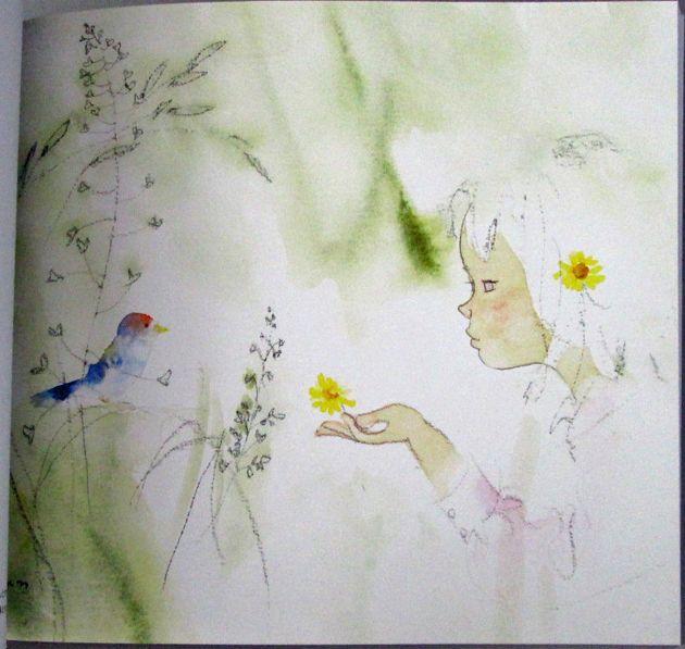 Chihiro Iwasaki Art
