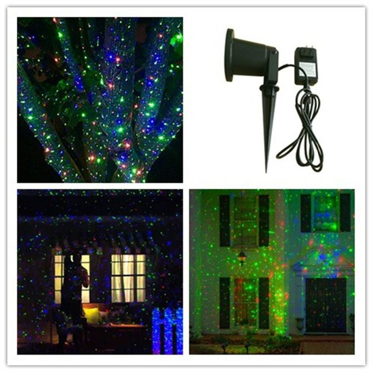 2016 new products IP 65 outdoor Christmas star projector laser light shower Moving Twinkle RGB Light Projector Landscape light rooftop design -- AliExpress Affiliate's Pin.  Offer can be found online by clicking the image