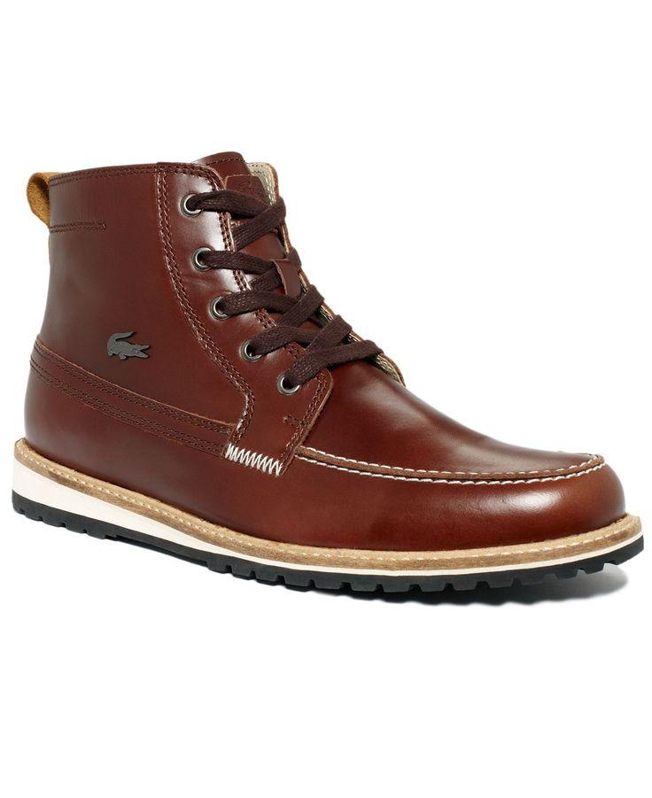 Lacoste Shoes, Marceau 3 Boots - Shoes - Men - Macy's