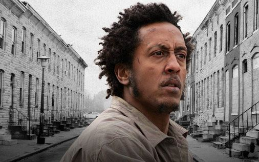 The Wire-Bubbles- most lovable homeless drug addict