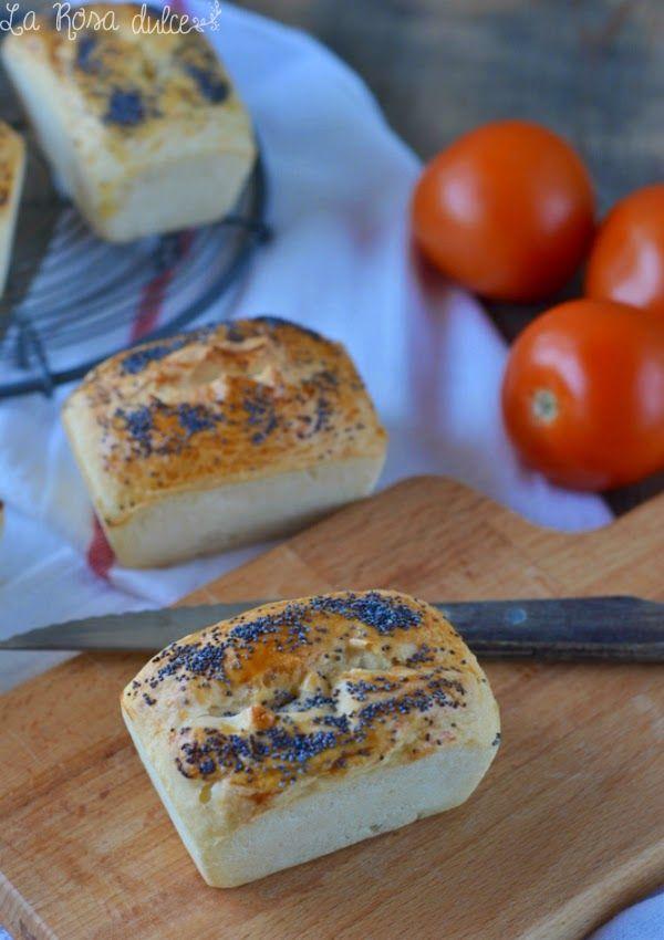 Panecillos de yogur y semillas de amapola sin lactosa                                                                                                                                                      Más