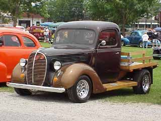 1939 Ford THE 1938 FORD PICKUP TRUCK PROJECT