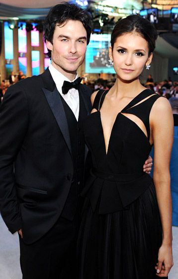Hottest Vampire Diaries Couple