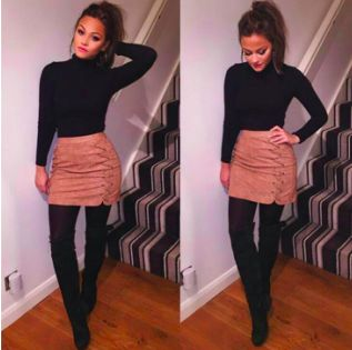How to Dress for Clubbing in the Winter  Club  Going Out  Fashion