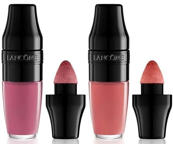 Lancome Matte Shaker liquid matte lipstick for spring 2017, 7 shades #makeup