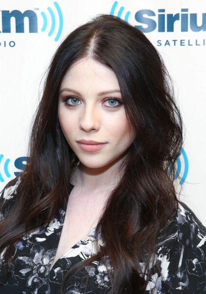 Michelle Trachtenberg promotes 'Killing Kenedey.' #Makeup by Julie Harris. #Hair by Matt Fugate.