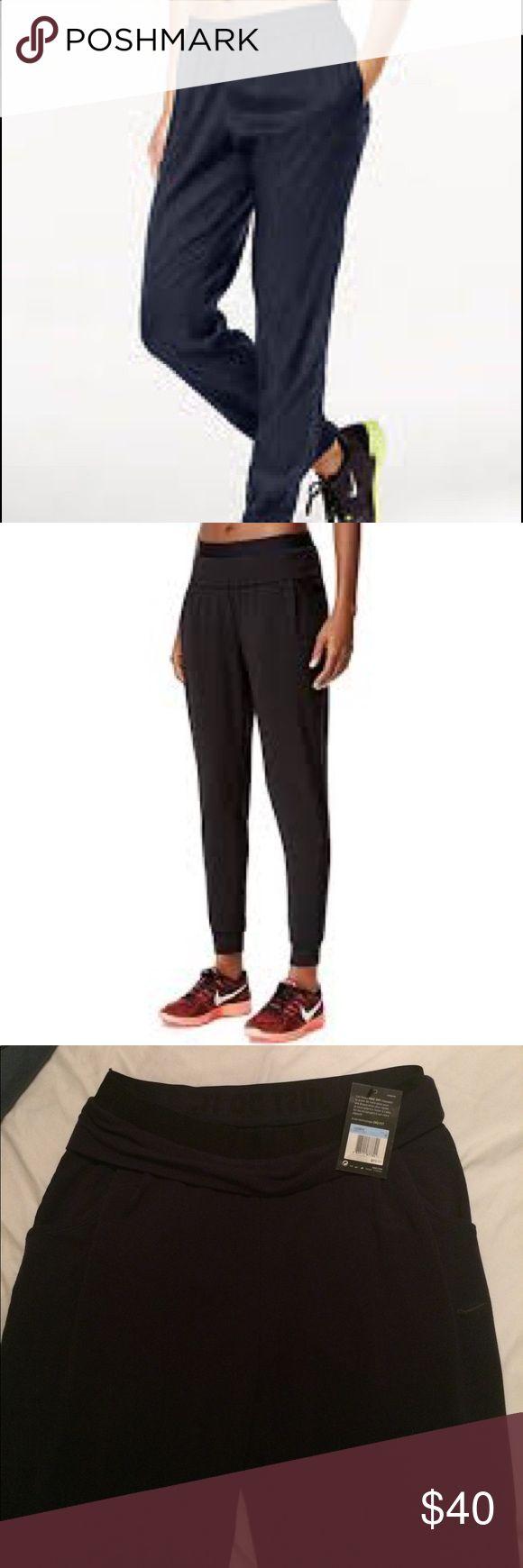 Nike training pants Womens Nike training jogger pant with pockets Nike Pants Track Pants & Joggers